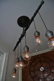luminaire suspendu re éclairage par westninthvintage sur pinteres