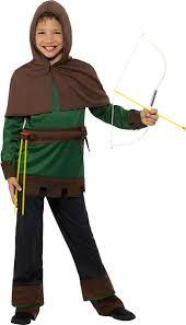 kids green arrow costume boys robin hood fancy dress outfit jpg 688x1200 boys green arrow