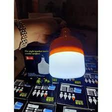 Bóng đèn led tích điện sạc USB Bóng đèn tích điện thông minh siêu sáng  chính hãng 89,000đ