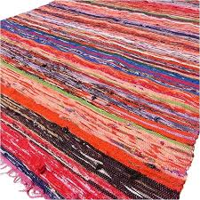 burdy red bohemian colorful woven area rag rug 3 x 5 ft red vintage carpet