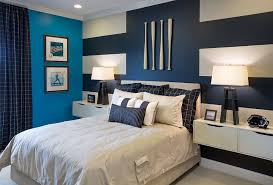 Small Picture 20 Trendy Bedrooms with Striped Accent Walls