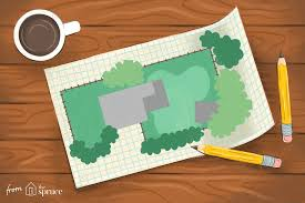 How To Draw Landscape Plans Help For Beginning Diyers