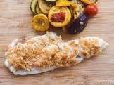 baked stuffed haddock filets