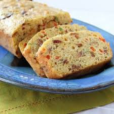 Bacon Cheese Breakfast Bread Go Bold With Butter