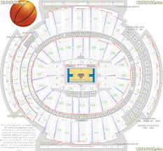 Extraordinary Msg Seat Chart La Forum Seating Chart With