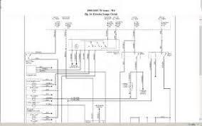1997 isuzu rodeo wiring diagram images isuzu circuit wiring diagrams
