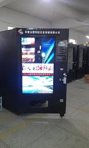 Magazine Vending Machine Simple China 48 Touch Screen Vending Machine For Magazine Books LV48Y