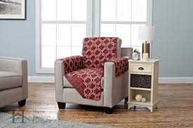 Amazon.com: Adalyn Collection Deluxe Reversible Quilted Furniture ... & Adalyn Collection Deluxe Reversible Quilted Furniture Protector. Beautiful  Print on One Side / Solid Color Adamdwight.com