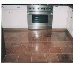 Flooring Types Kitchen Types Of Kitchen Flooring Stone Flooring This Kitchen Shows How