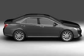 2012 Toyota Camry Hybrid (Asian) 3D Model – Buy 2012 Toyota Camry ...