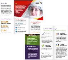 6 Tips For Tri Fold Brochure Design Visible Logic