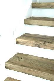 wood stairs en dark with carpet runner painting ideas deck slippery non slip outdoor patio stair slippery wood