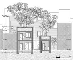 architectural drawings of houses. House For Trees By Vo Trong Nghia Architects Architectural Drawings Of Houses O