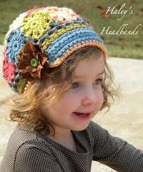 Childrens Crochet Hat Patterns Adorable Need Patchwork Crochet Hat Pattern