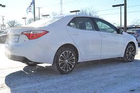 Pre-Owned 2015 Toyota Corolla S 4D Sedan near Fort Wayne #P71301 ...