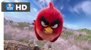 The Angry Birds Movie Hindi (11/14) Red Flies Scene MovieClips - YouTube