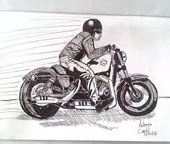 Image result for imagenes de motos dibujar