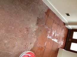 Polishing Terracotta Floor Tiles Image Collections Tile Flooring