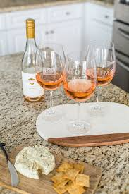 kendall jackson wines diy personalized wine glasses rosé