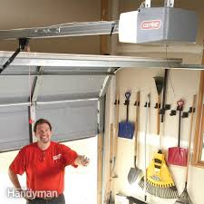 wall mounted garage door openerGarage Mesmerizing how to install a garage door opener ideas How