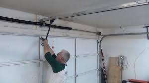 exterior direct drive garage door opener reset fresh on