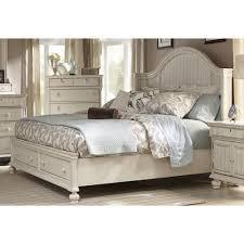 white king storage bed. Greyson Living Laguna Antique White Storage Bed King