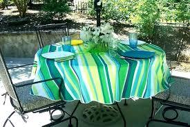 outdoor tablecloths