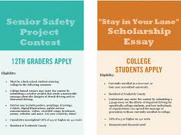 grants scholarships s o s safe ride scholarships