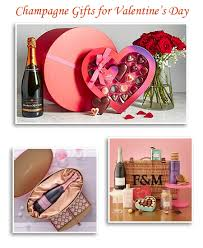 valentine s day hers gifts prosecco chagne truffles and
