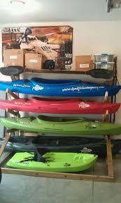 kayak rack kayak storage rack
