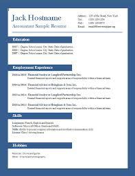 Accountant Cv Sample Free 18 Accountant Cv Templates World Wide Herald