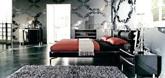 black white gray bedroom samples for black white and red bedroom decorating ideas 4 black white
