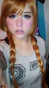 anna from frozen makeup videosdisney 39 s inspired princess tutorial disney