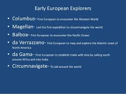 Early Explorers Chart Term1 Unit1part2