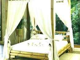 Queen Size Canopy Bed Curtains Image Of Canopy Beds Queen Size Decor ...