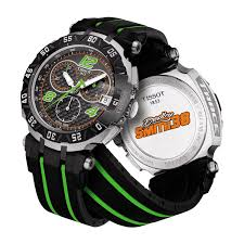limited edition tissot t race bradley smith quartz chronograph image