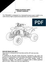 Grizzly Service Manual | Fuel Injection | Throttle