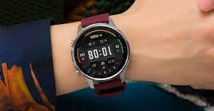 Round Xiaomi Watch Color with endurance ...