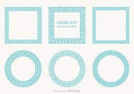 Free Border Downloads For Word Free Greek Key Vector Borders Download Free Vectors