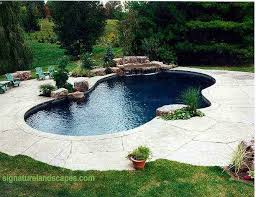 in ground pools with waterfalls. Swimming-pool-planter-waterfall.jpg (54456 Bytes) In Ground Pools With Waterfalls