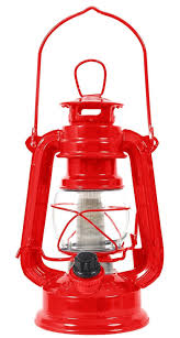 Red Light Camping Lantern