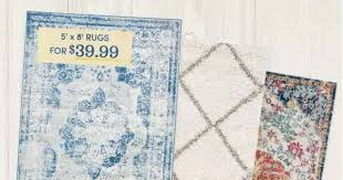 need a new rug right now wayfair is offering a rug where you can get great s on area rugs get 5 x8 rugs for 39 99 and 8 x10 rugs for 99 99