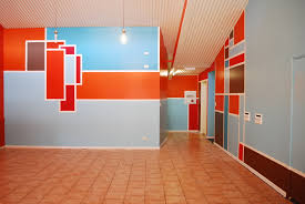 Wall Design Ideas Abstract Full Color Home
