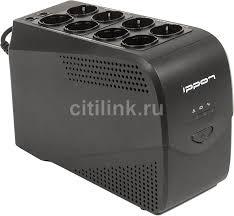 Купить <b>ИБП IPPON Back Comfo</b> Pro 1000 в интернет-магазине ...