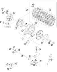 Clutch assembly diagram 2012 ktm 250 sx clutch parts best oem clutch rh detoxicrecenze 2014