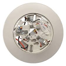 conventional spot type smoke detector bases system sensor conventional detector bases