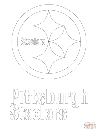 Steelers Coloring Pages