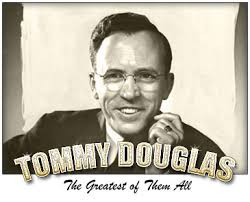 tommy douglas the greatest canadian ever the ordinary political back