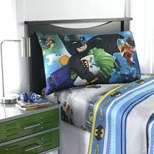 batman lego bedding batman microfiber sheet set with pillow case twin lego batman bedding full