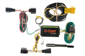 dodge grand caravan 2011 2016 wiring kit harness curt mfg 56150 dodge grand caravan trailer wiring kit 2011 2016 by curt mfg 56128